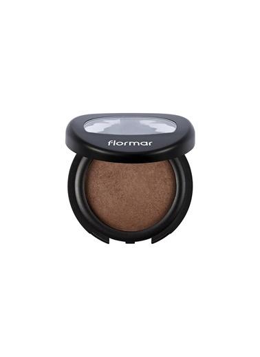 Flormar Flormar Baked Eyebrow Shadow Orta Kahve Kaş Farı  002 Kahve